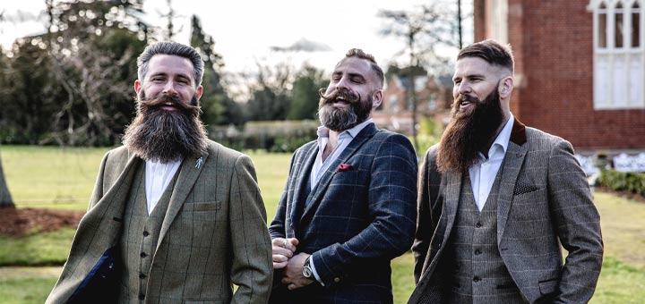 Beard Brethren Unite For World Beard Day