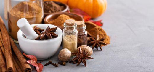 Homemade Pumpkin Pie Spice Mix