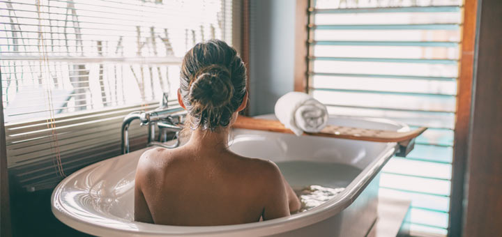 7 Healing Ingredients To Add To Your Bath