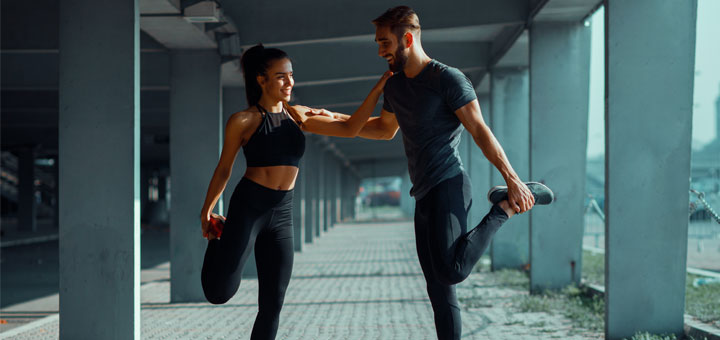 How A Little Exercise Can Improve Your Sex Life