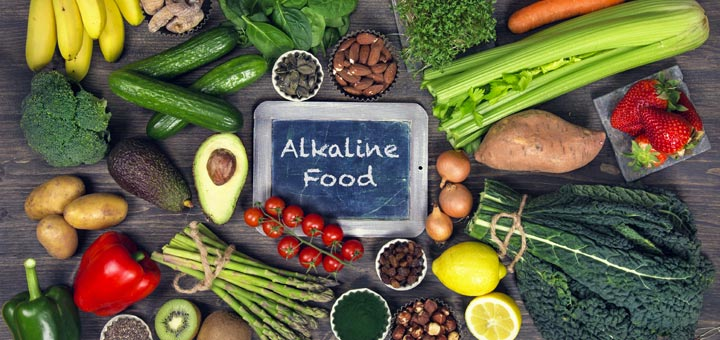 The 7 Best Alkaline Foods And Why You Should Eat Them