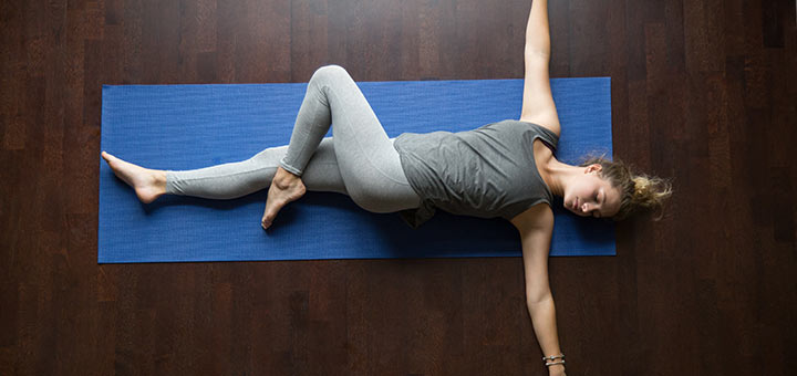 reclined-spinal-twist-pose