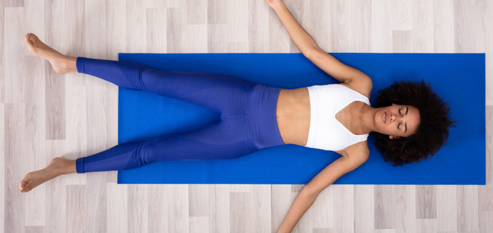 Get Better Sleep With This Yoga Routine
