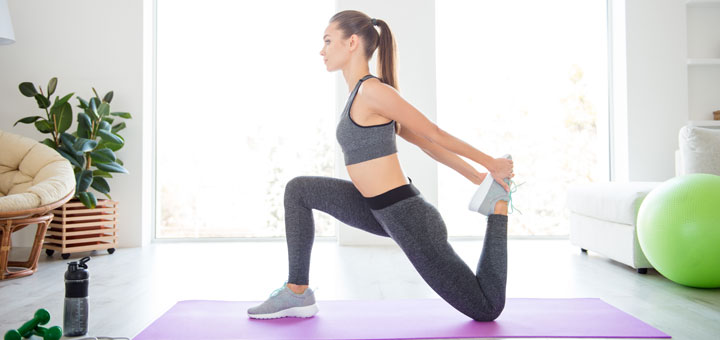 Got Tight Hips? You Won't After Practicing These Yoga Poses