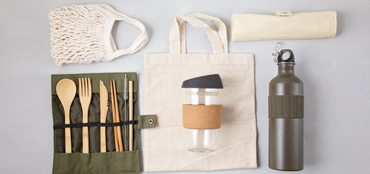 How To Go Plastic-Free Beyond Reusable Bags & Straws