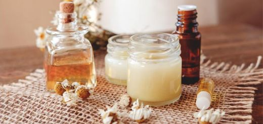 DIY Hand Salve To Moisturize Working Hands