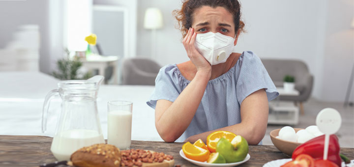 Foods To Avoid And Foods To Eat When You Are Sick