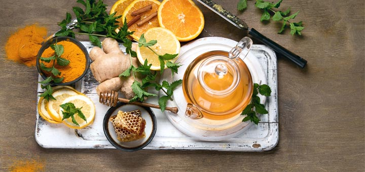 5 Easy Steps You Can Take To Boost Your Immune System Right Now