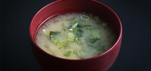 Build Immune Strength With This Healing Garlic Miso Soup