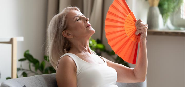 Use Black Cohosh For Hot Flashes Menopause And More