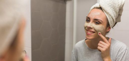 Deep Cleansing 2 Ingredient Face Mask