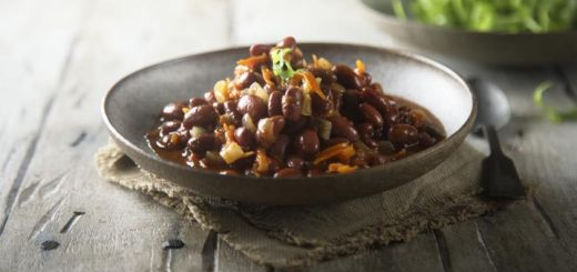 3 Bean Vegan Instant Pot Chili