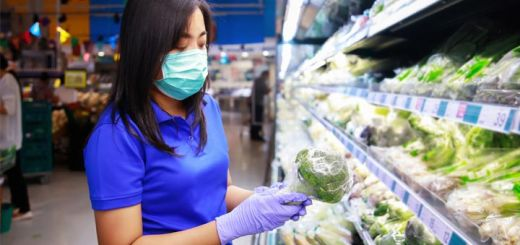 How To Grocery Shop Safely During The Pandemic