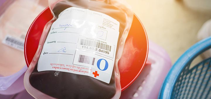 Experts Say Your Blood Type May Determine Your COVID-19 Risk