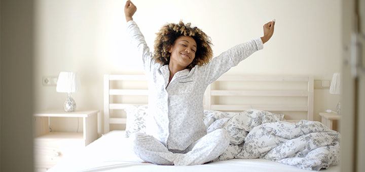 How To Wake Up During The Right Stage Of Your Sleep Cycle
