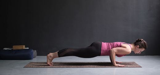7 Yoga Poses That Strengthen Your Core