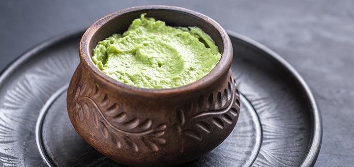 Tasty Post Cleanse Dip Alert: Edamame Hummus