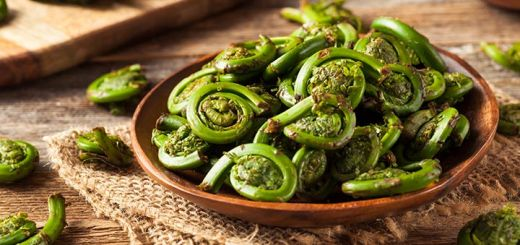 Fiddleheads: The Incredible Superfood You've Never Heard Of