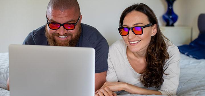 Do Blue Light Blocking Glasses Improve Your Sleep?