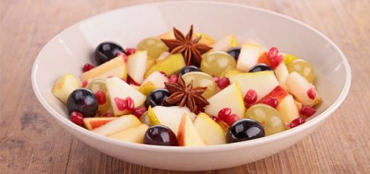 Fresh Fall Fruit Salad