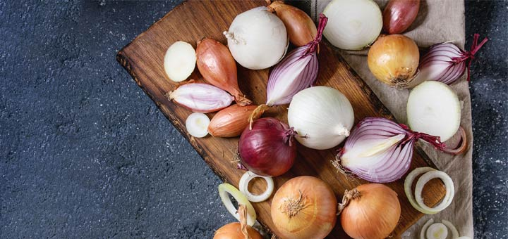 5 Surprising Health Benefits Of Onions