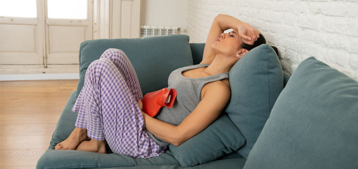 6 Home Remedies To Get Rid Of Menstrual Cramps