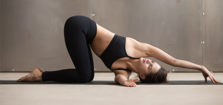 5 Restorative Yoga Poses To Promote Relaxation