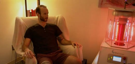 The Adventures of V-Man: Bio-Charging, Chiropractic, And Laser Therapy