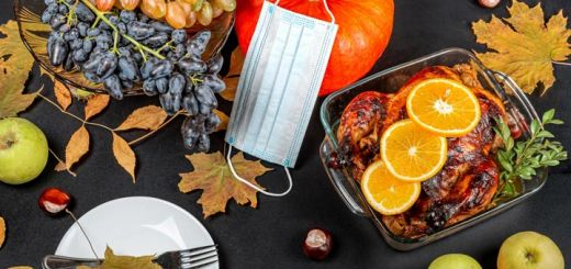 How To Have A Safe Thanksgiving Dinner During COVID-19