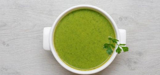 The Best Green Detox Soup