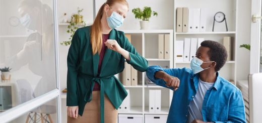 CDC Says That Face Coverings Protect You From COVID-19