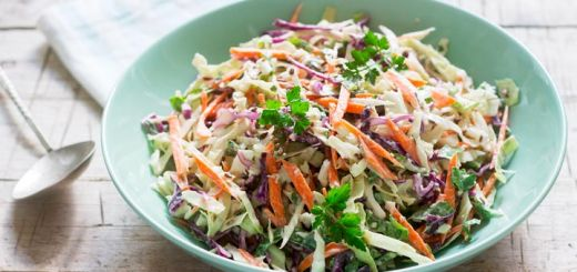 Post-Holiday Detox Salad