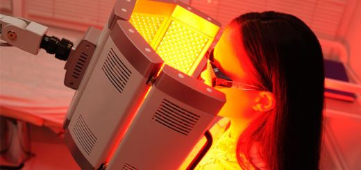 What's The Deal With Red Light Therapy? Does It Work?