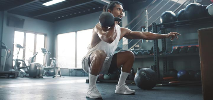 6 Kettlebell Exercises That Tone The Entire Body