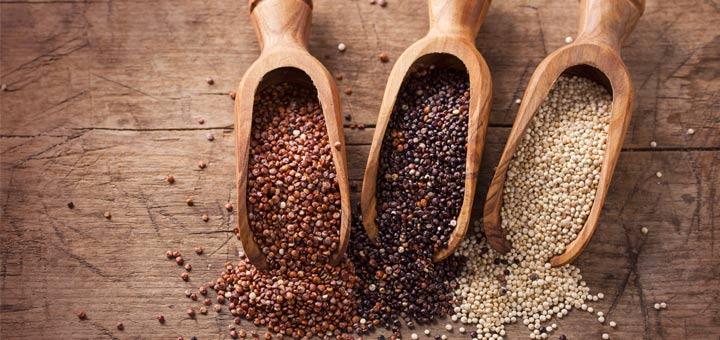 6 Proven Health Benefits Of Quinoa