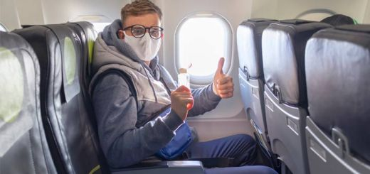 Is It Safe To Fly? Here's What The Experts Say