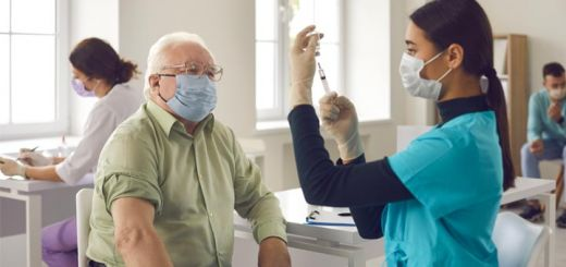 Why You Should Wear A Mask After Getting The COVID-19 Vaccine