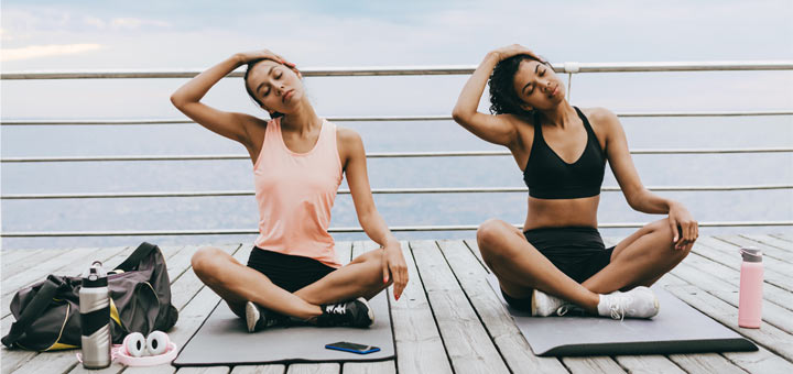 7 Yoga Poses To Relieve Neck And Shoulder Pain