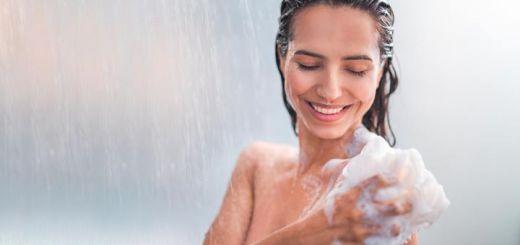 DIY Oatmeal Lavender Body Wash