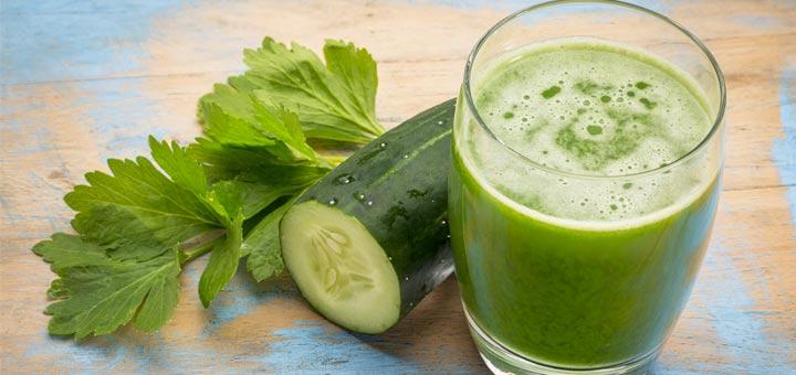 Build Stronger Bones With This Green Juice
