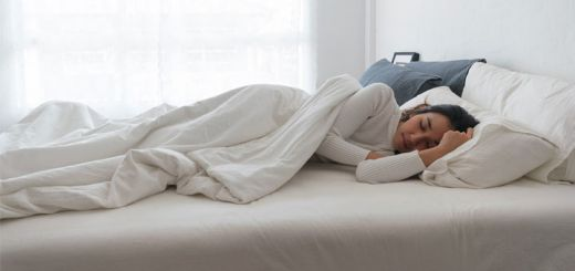 Here's Why Sleeping On Your Left Side Benefits Overall Health