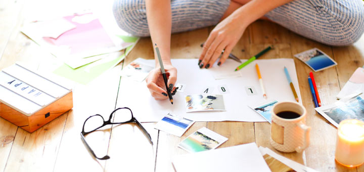 The Benefits Of Vision Boards And Why They Work