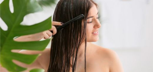 DIY Leave-In Conditioner For Healthier Hair