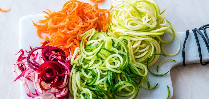 6 Great Low-Carb Pasta Alternatives