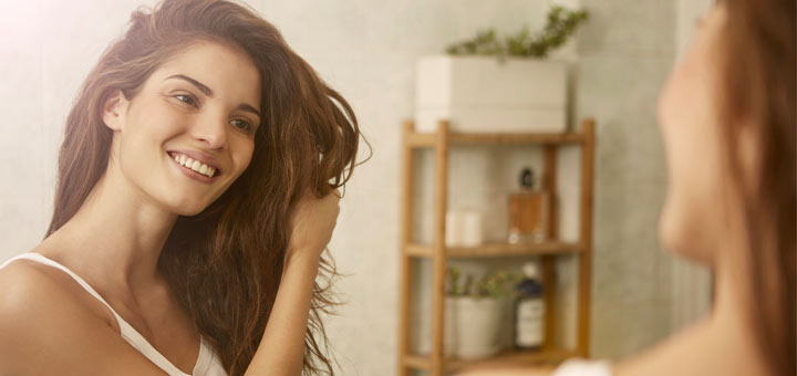 7 Herbs For Thicker Hair Growth