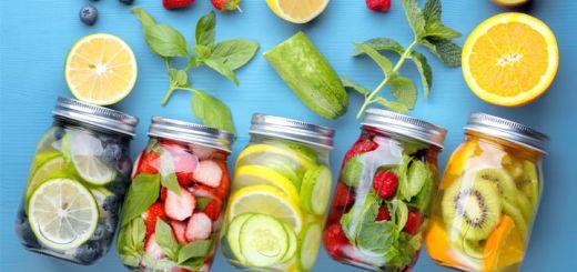 5 Great Detox Waters For Summer Heat