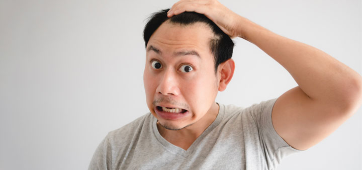 8 Myths And Facts About Hair Loss