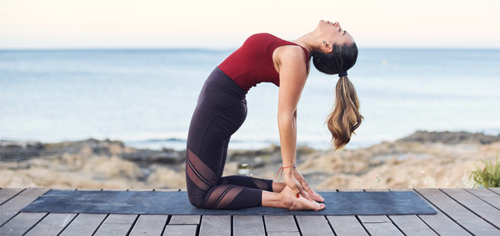 6 Yoga Poses That Help Relieve Tech Neck