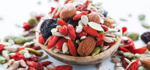 Homemade Superfood Trail Mix