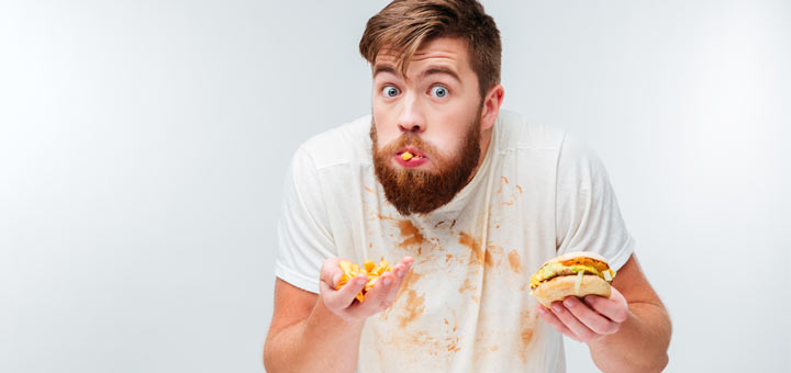 How To Recover After A Weekend Of Unhealthy Eating